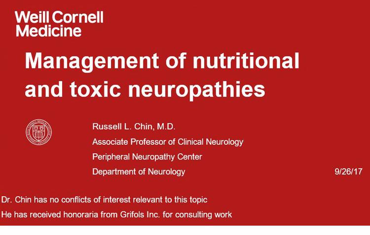 neuropatía axonal y diabetes